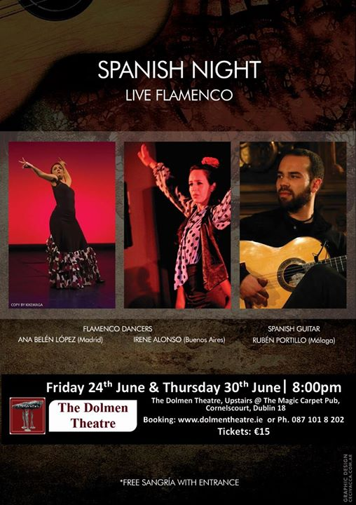 Spanish Night. A Flamenco Extravaganza.
