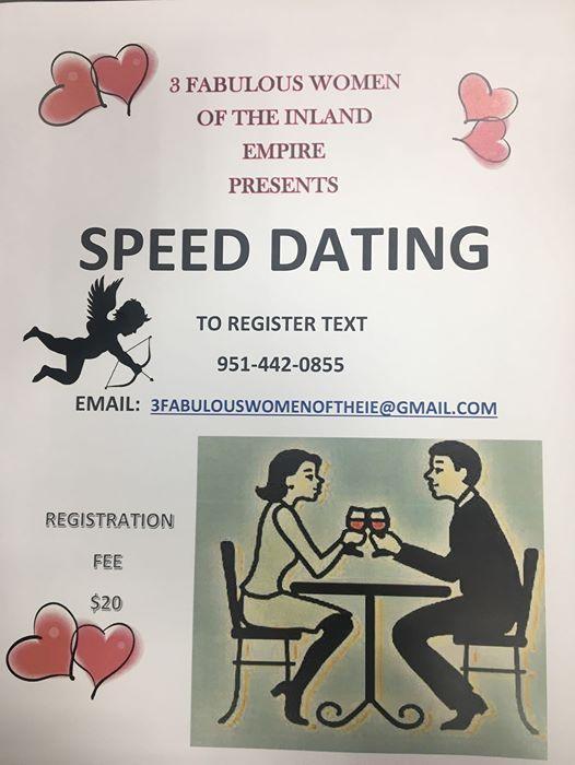 hastighet dating Fredericks bar