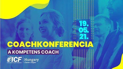 ICF Coachkonferencia 2019  Plenris elad F. Vrkonyi Zsuzsa