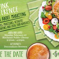 Foodlink Conference Its all about Marketing