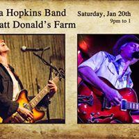 Donna Hopkins and Ol Matt Donalds Farm at MST