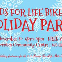 F4LBR Holiday Party