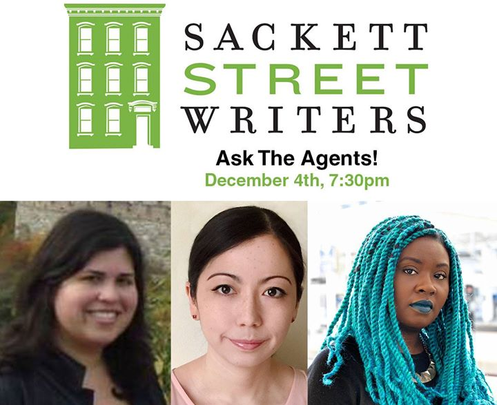 Sackett Street Literary Series Ask the (Literary) Agents