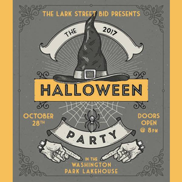 Lark Street BIDs Annual Halloween Party at the LakeHouse | Albany