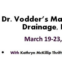 Dr. Vodders Manual Lymph Drainage Basic