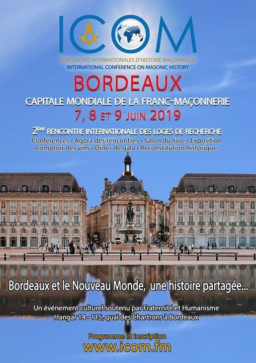 Bordeaux - ICOM 2019