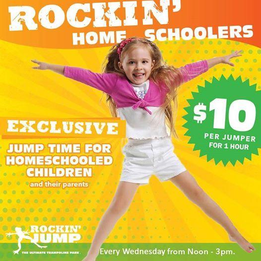 Home School Jump Myrtle Beach