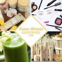 Arbonne Summer Workshop
