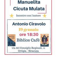 Incontro con lautore -Antonio Ciravolo
