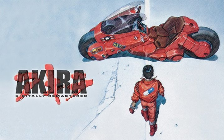 A Hive Film Club Anime Screening Akira (1988)
