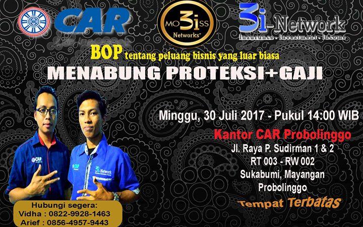 Bop 3i Networks Car At Car Probolinggo Kota Probolinggo