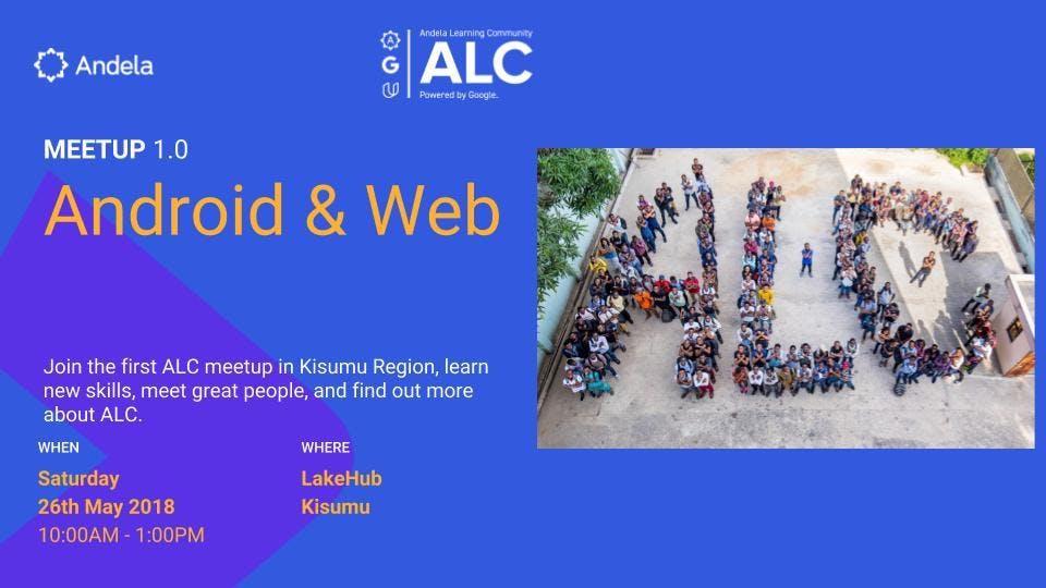 KISUMU MEET UP ALC 3.0