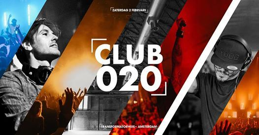 Club020  Transformatorhuis Amsterdam