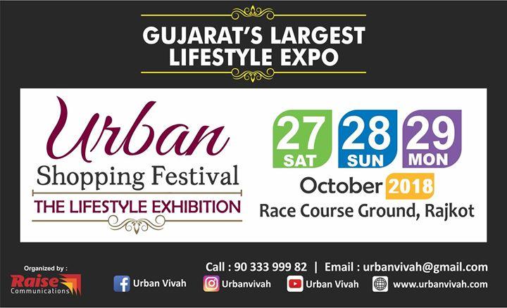 Urban Shopping Festival - The Lifestyle Exhibition