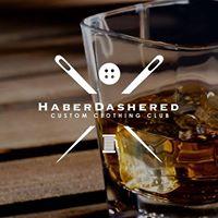 HaberDashered Happy Hour  May 2017