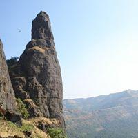 Climbing and Rappelling at Kalakrai and visit to Dhak Bahiri