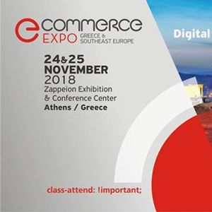 ECommerce Expo 2018 Greece   South East Europe fc17923c8d6