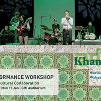 Khamira Performance Workshop at GMI