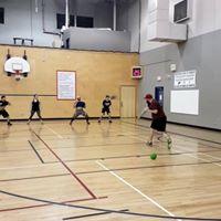 Kelownas Duck N Dive Dodgeball Tournament