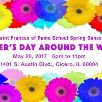 SFR Spring Dance Mothers Day Around the World