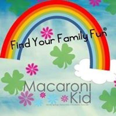 Dunwoody Macaroni Kid