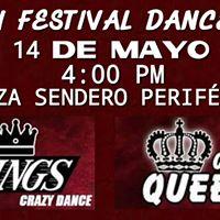 CRAZY FESTIVAL DANCE 2017