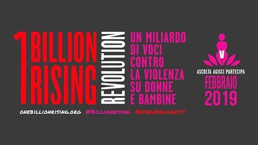 One Billion Rising Cremona 14 febbraio 2019 ore 1630-1730