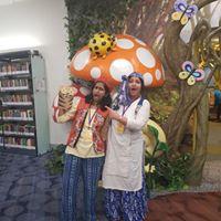 World Storytelling Day at Sengkang Library