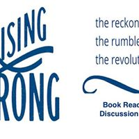 Rising Strong Book Reading and Discussion Group