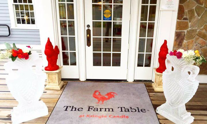 The Farm TableGhost TalesFolklore Dinner InvestigationKaren - Farm table bernardston