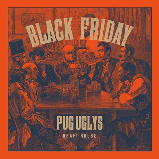 Black (Eye) Friday at Pugs