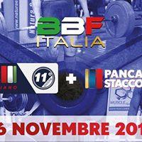 11 Campionato Italiano Bench Press e Panca &amp Stacco
