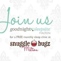 Free Sleep Clinic at Snuggle Bugz