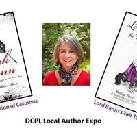 DeKalb County Library Local Author Expo