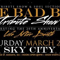 The Bad Boy Tribute Show