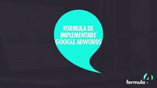 Training de Implementare Google AdWords