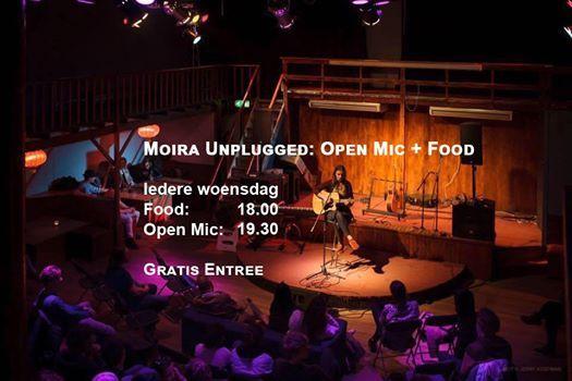 Open Mic  Food (BYO)