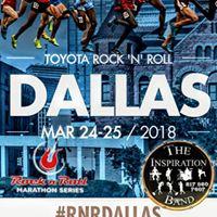 TIB Live from Rock n Roll Marathon Dallas