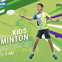 Kids Badminton Championship