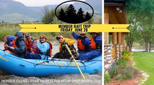 Rio Grande Raft Trip - Member Event