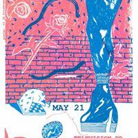 MAY 21 Bonnie Doon xoxo Television Rd. at The Garnet