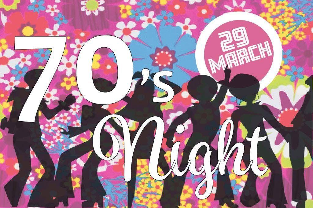 70s Disco Night