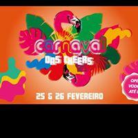 Carnaval das Cheers  OPEN de Vodca 0h  Groove
