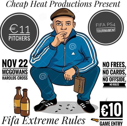 FIFA Extreme Rules