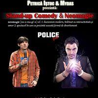 Stand-Up &amp NeoMagie cu Petrica Istoc &amp MYDAS - 25 mai