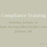 2018 Compliance Training