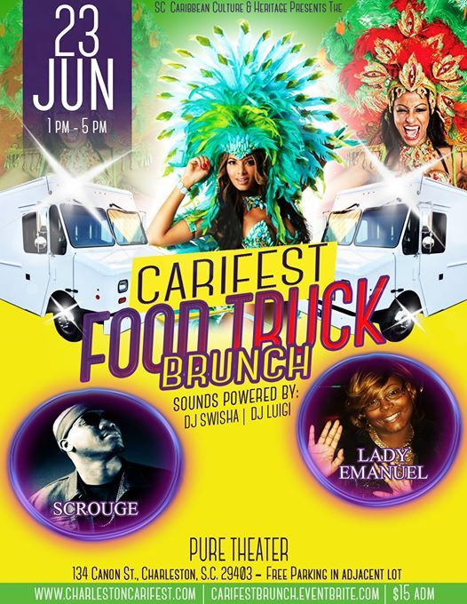 Carifest Musical Food Truck Brunch