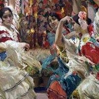 Pea Flamenca  Fiesta Sevillanas