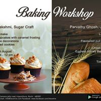 Cake Making Classes In Calicut : Baking classes at RBC with Just bakes Kochi