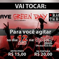 Audioslave- Greenday- Rage Against The Machine- Covers